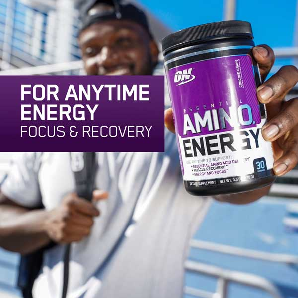 amino energy for muscle recovery