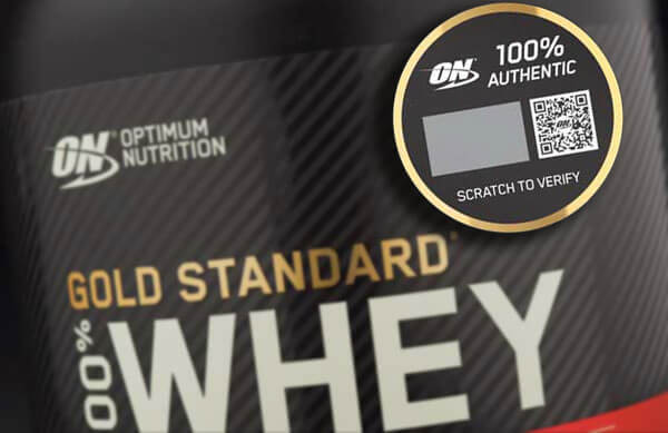 optimum nutrition product verification