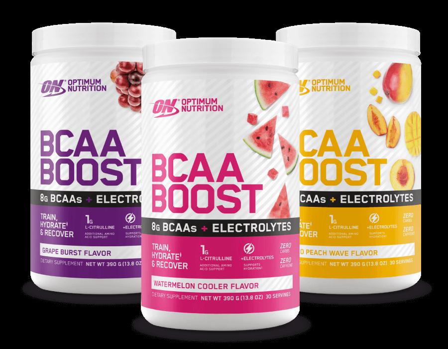 BCAA Boost at a glance
