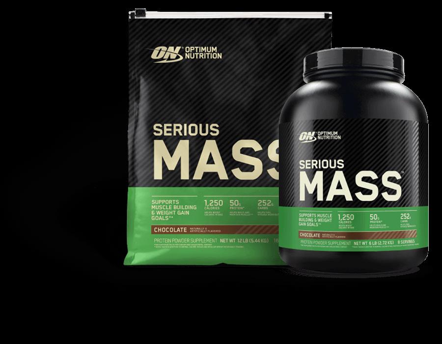 serious mass whey protein