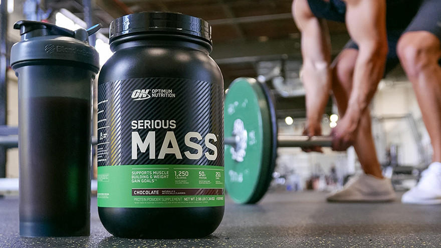 THE CALORIES YOU NEED TO GAIN MASS