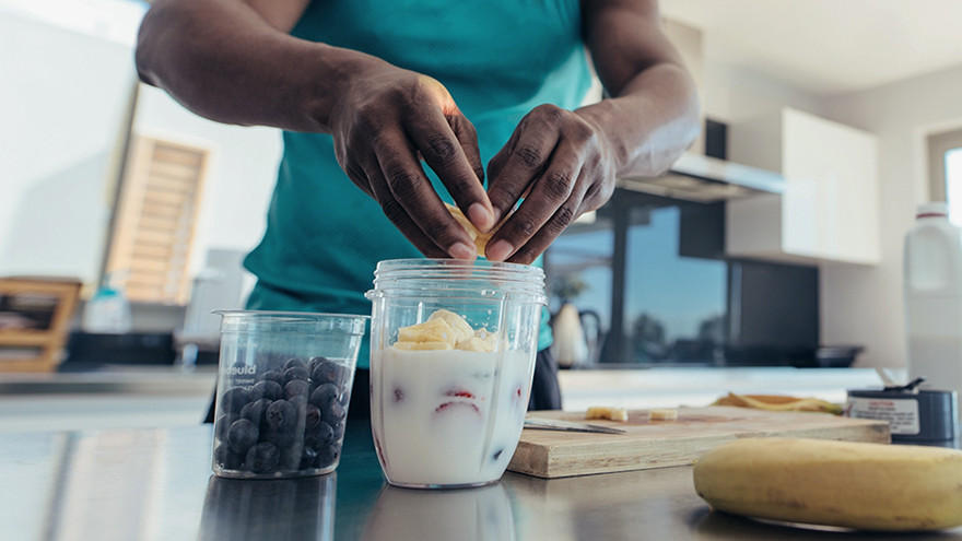 POST-WORKOUT NUTRITION: WHAT YOU NEED AFTER A WORKOUT