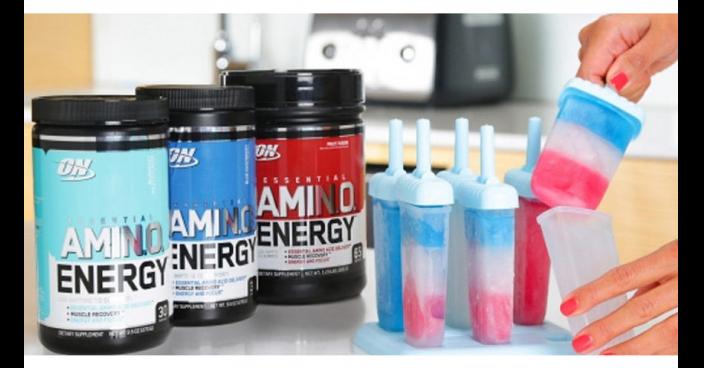 AMINO ENERGY ICE POPS