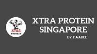 Xtra Protein by DaaBee